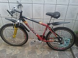 Mountain bike 21 marchas