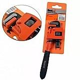 Chave grifo tubo profissional 12 ferramentas oferta hoje