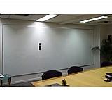 Fabrica quadro formica branca 120x300
