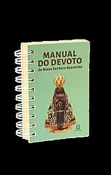 Manual do devoto de nossa senhora aparecida espiral