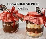 Como fazer bolo no pote online