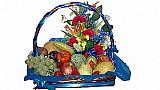 Cesta de frutas no brooklin-frete gratis