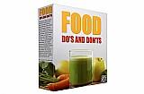 10 artigos prontos de alimentos