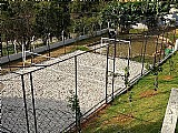 Quadra e campo instalacao completa- ubatuba e regiao