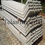 Mourao de concreto fabricacao propria - campo limpo e regiao