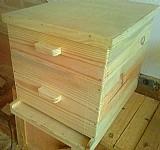 Caixa para abelhas apis padrao langstroth