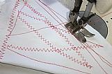 Maquina industrial costura reta zig zag
