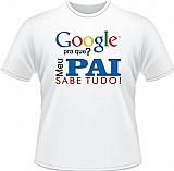 Camisetas e kit personalizados