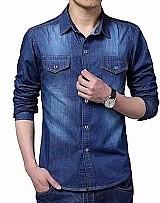 Camisa social masculina atacado modelo casual e slim fit top para revender revenda roupas masculinas