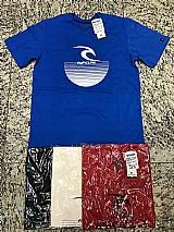 Camisetas masculinas de marca no atacado   r$ 19.99