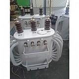 Transformador trifasico a oleo 45 kva classe de 15 kv