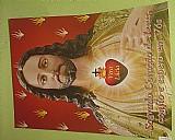 Poster sagrado coracao de jesus - frete gratis