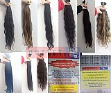 Cabelos mega hair natural