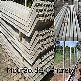 Mourao de concreto fabricacao propria - minas gerais  e regiao