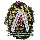 Cemiterio parque renascer entrega coroas de flores velorio parque renascer contagem