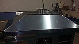 Coifa em aco inox escovado direto da fabrica