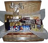 Cesta de chocolates na vila paulina-frete gratis