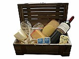 Cestas de queijos e vinhos na vila rica-frete gratis