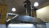 Coifa para restaurantes direto da fabrica