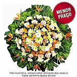 Coroa de flores velorio cemiterio em sete lagoas r$ 190,  00   florasavassi floricultura sete lagoas,  cemiterio sete lagoas,  sete lagoas mg