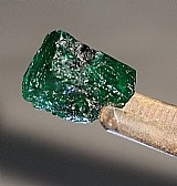 Esmeraldas transparentes