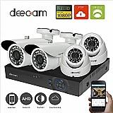 04 cameras de seguranca em alta definicao instaladas veja no celular