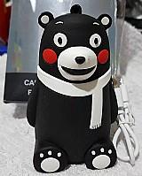 Carregador portatil power supply emoji panda