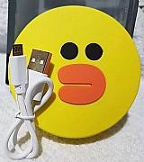 Carregador portatil power supply emoji patinho