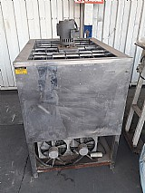 Maquina de gelo em cubo fortfrio
