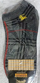 Kit com 03 meias unissex