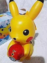 Mini caixa de som pokemon led bluetooth pikachu mp3/4