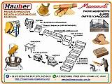Açúcar mascavo,  equipamentos para fabricar macanuda