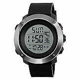 Relogio masculino display led digital chrono skmei
