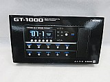 Boss gt1000 multi effect electric pedal