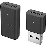 Adaptador wireless n 300 mbps usb nano dwa-131/e1 d link cx 1 un