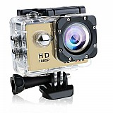 Mini camera filmadora sports hd 1080p aprov dagua moto bike