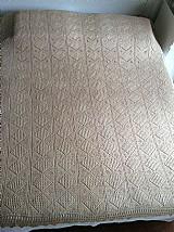 Colcha de croche antiga feita à mao,  para cama solteiro