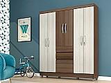 Guarda roupas 7 portas