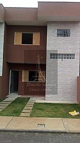 Ref 41 sobrado em condominio em jundiapeba
