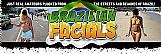 Brazilian facials collection