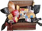 Cesta de queijos e vinhos no santo amaro-frete gratis (11)3445-9680