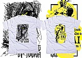 Camisa estampada leão de judah