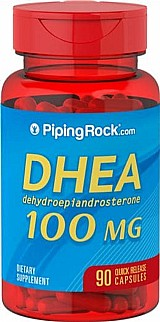 Dhea 100mg 90 caps - recife