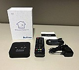 Tablet box htvi versao 5 h tv configurado android original