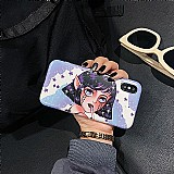 Capa de silicone iphone anime tumblr