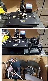 Prensa termica 8x1 e impressora sublimatica l380
