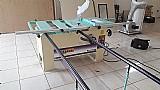 Serra esquadrejadeira possamai sci2900 inclinavel compacta
