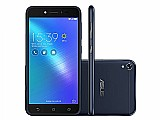 Smartphone zenfone live, tv digital,  android 6.0,  dual chip,  processador quad core 1.4 ghz,  camera traseira 13mp,  camera frontal 5mp,  tela 5.0,  memoria interna 16gb expansivel ate 128gb,  4g preto