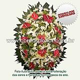 Cemiterio parque nova lima,  coroa de flores com melhor preco,  coroas para velorio bh ; coroa de flores cemiterio bh (31) 2565-0627 whatsapp (31) 99194-4830 floricultura flora em belo horizonte