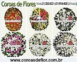 Velorio barreiro bh,  coroa de flores com melhor preco,  coroas para velorio bh ; coroa de flores cemiterio bh (31) 2565-0627 whatsapp (31) 99194-4830 floricultura flora em belo horizonte